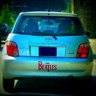 Beatles and Uzis A