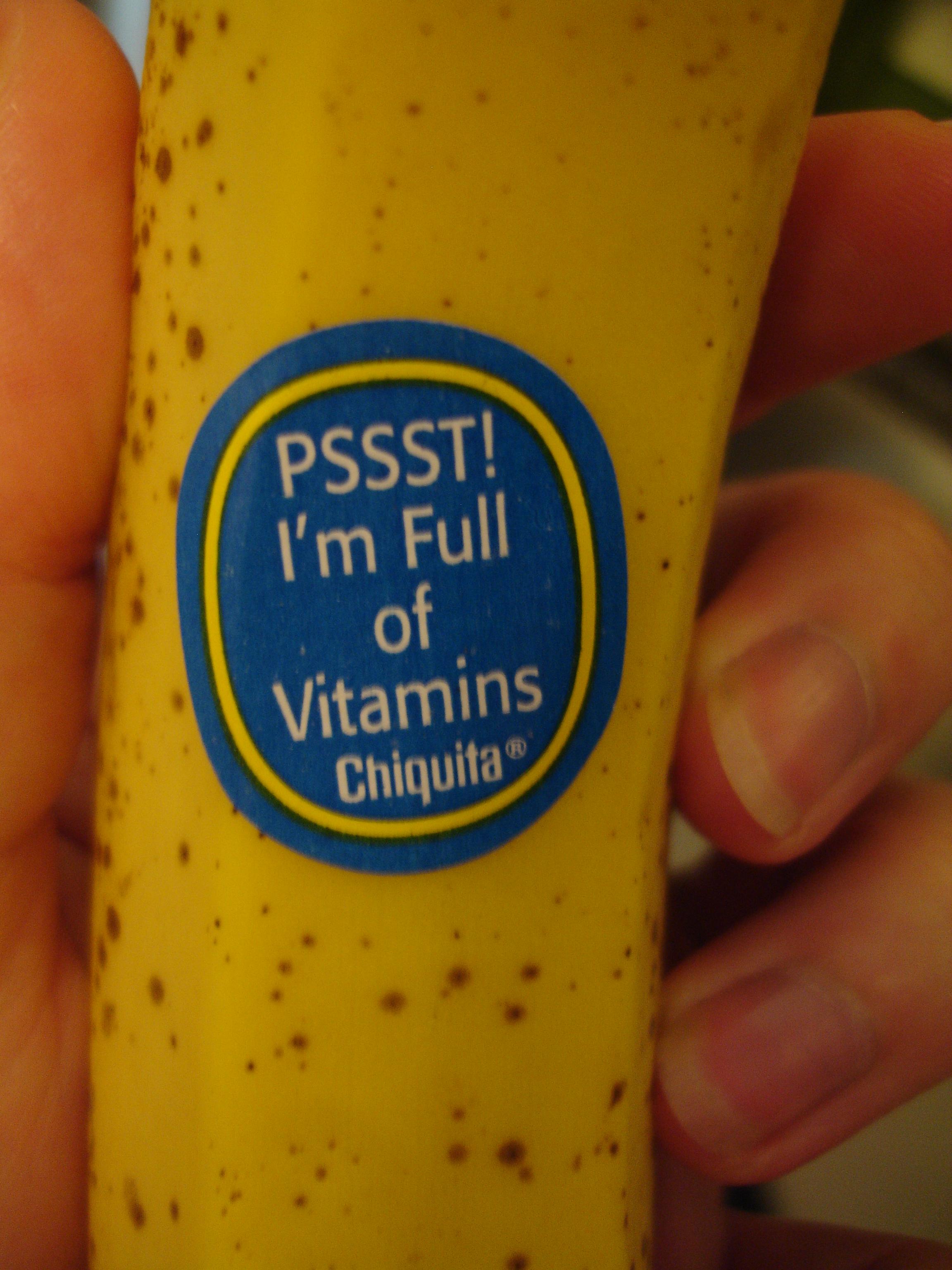 Secret Banana