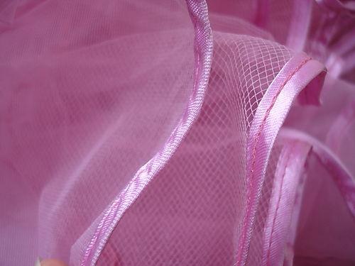 Pink Net Underskirt 014